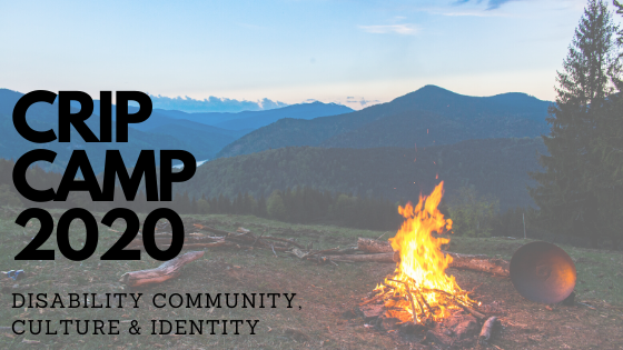 Campfire Community: Virtual Crip Camp 2020